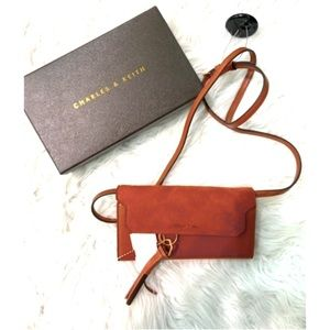68% OFF! HOST PICK Charles & Keith Crossbody (Rare find)